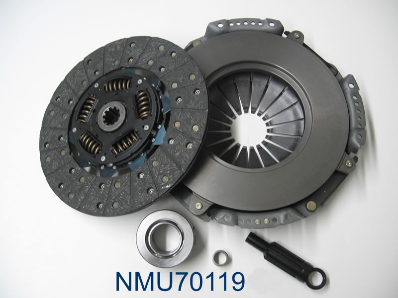 Valair Stock Replacement Single Disc Clutch Fits Dodge 5